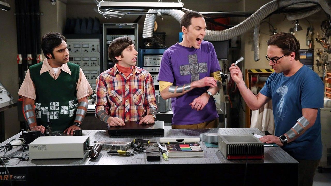 The Big Bang Theory: Ein letzter Flashmob