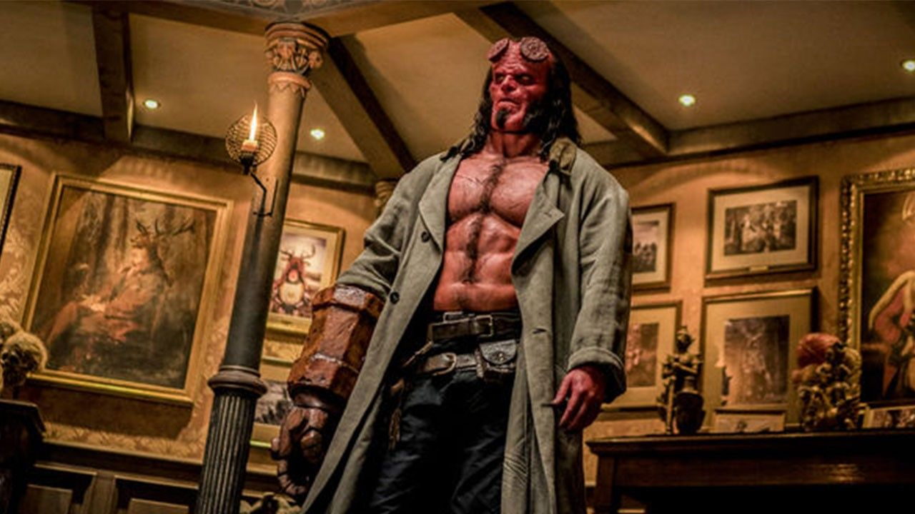 Hellboy - Call of Darkness - Trailer#2