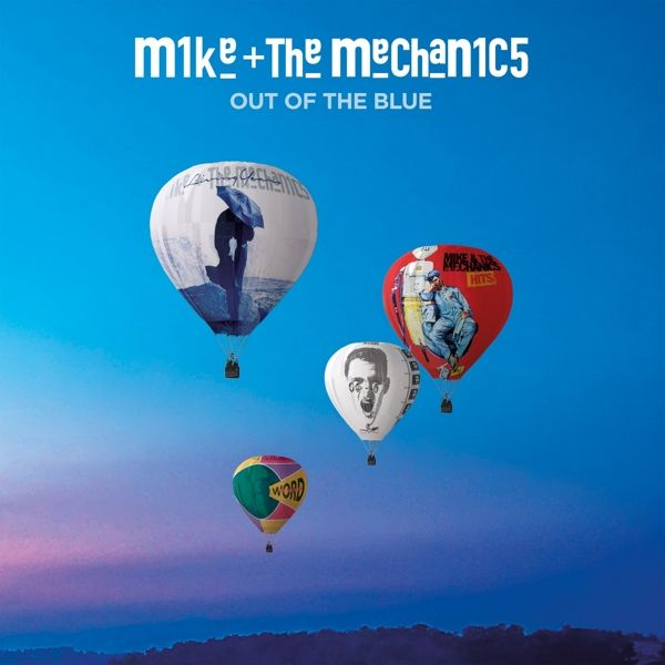 CD Cover Mike + The Mechanics