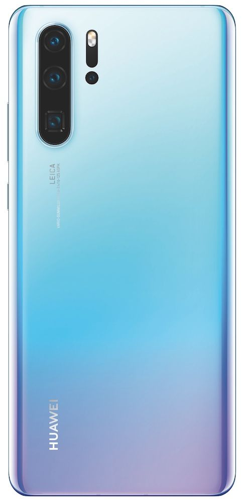 Huawei P30 Pro in Crystal Breathing_back