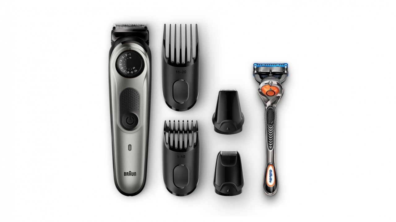 Produkttest: Braun Beard Trimmer und Multigrooming Kit 10-in-1 inkl. Gillette Flexball