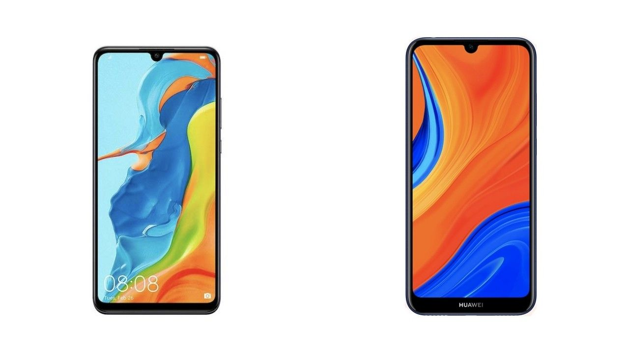 Huawei P30 Lite New Edition / Y6s Google mit an Bord