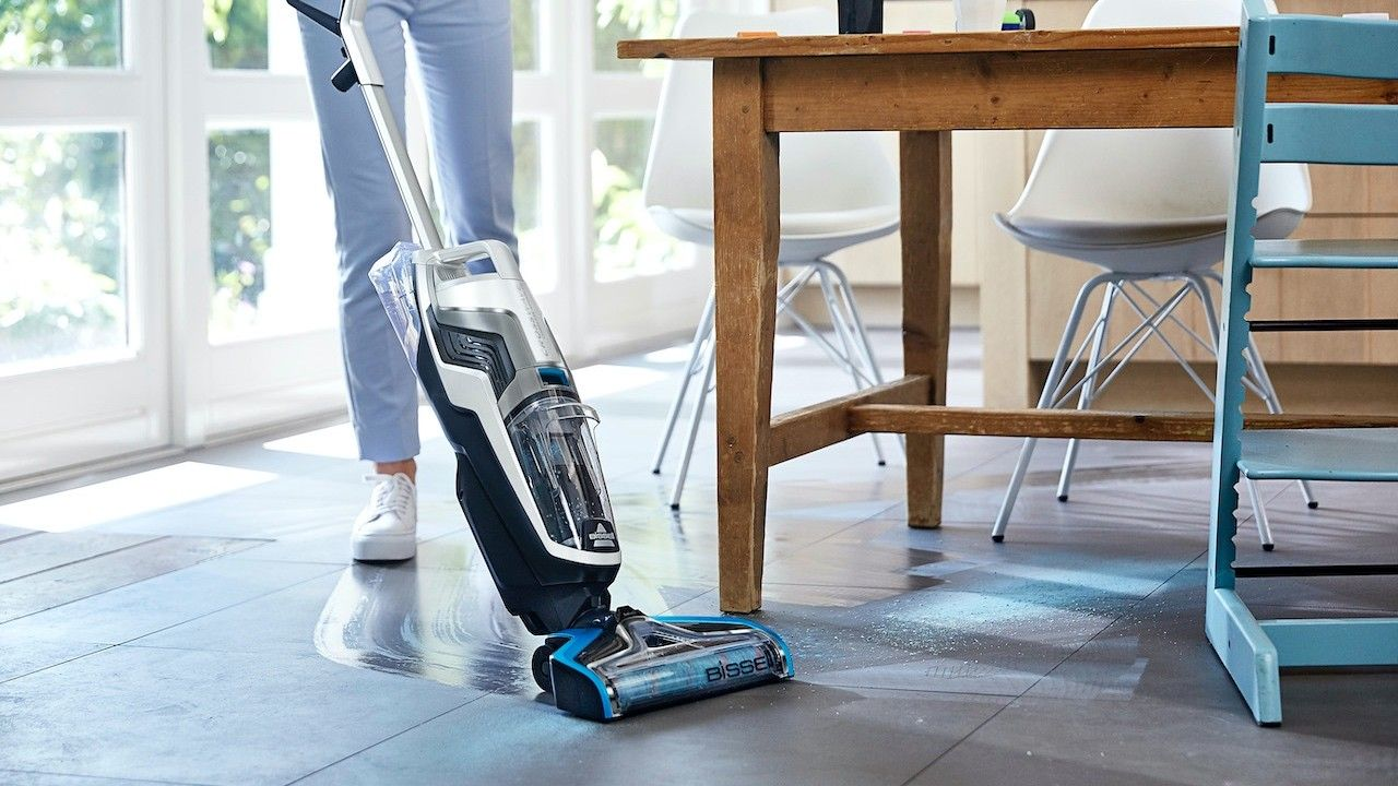 Bissell CrossWave Cordless Advanced: Kraftvoll ohne Kabel