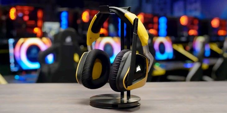 Corsair Gaming Headset VOID PRO RGB Wireless SE