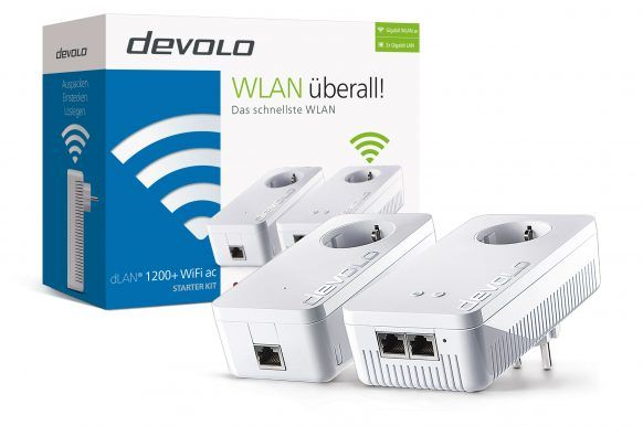 Devolo Network Kit Produktfoto 2