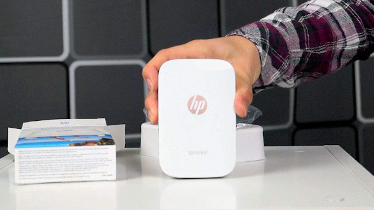 HP SPROCKET – Der mobile Fotodrucker im Test!
