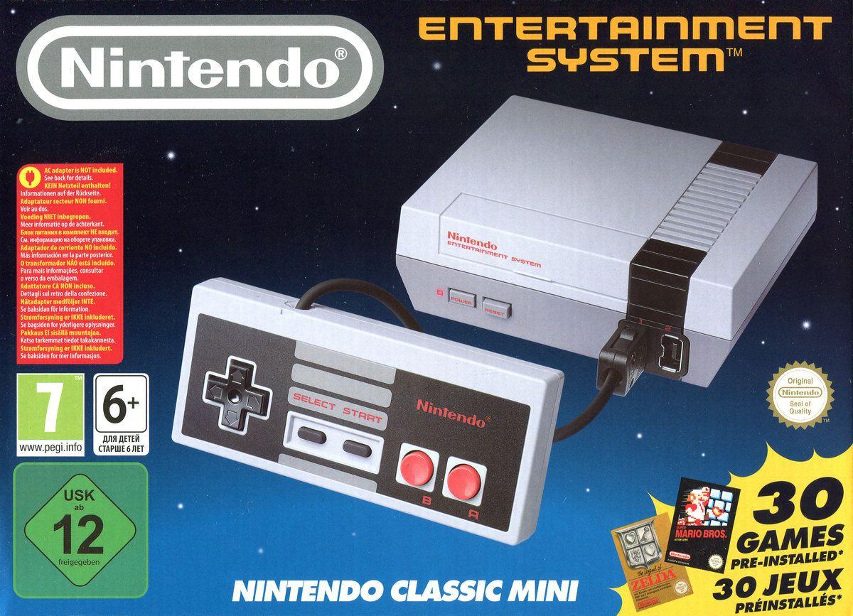 Retro-Konsole mit Nintendo-Bezug angekündigt