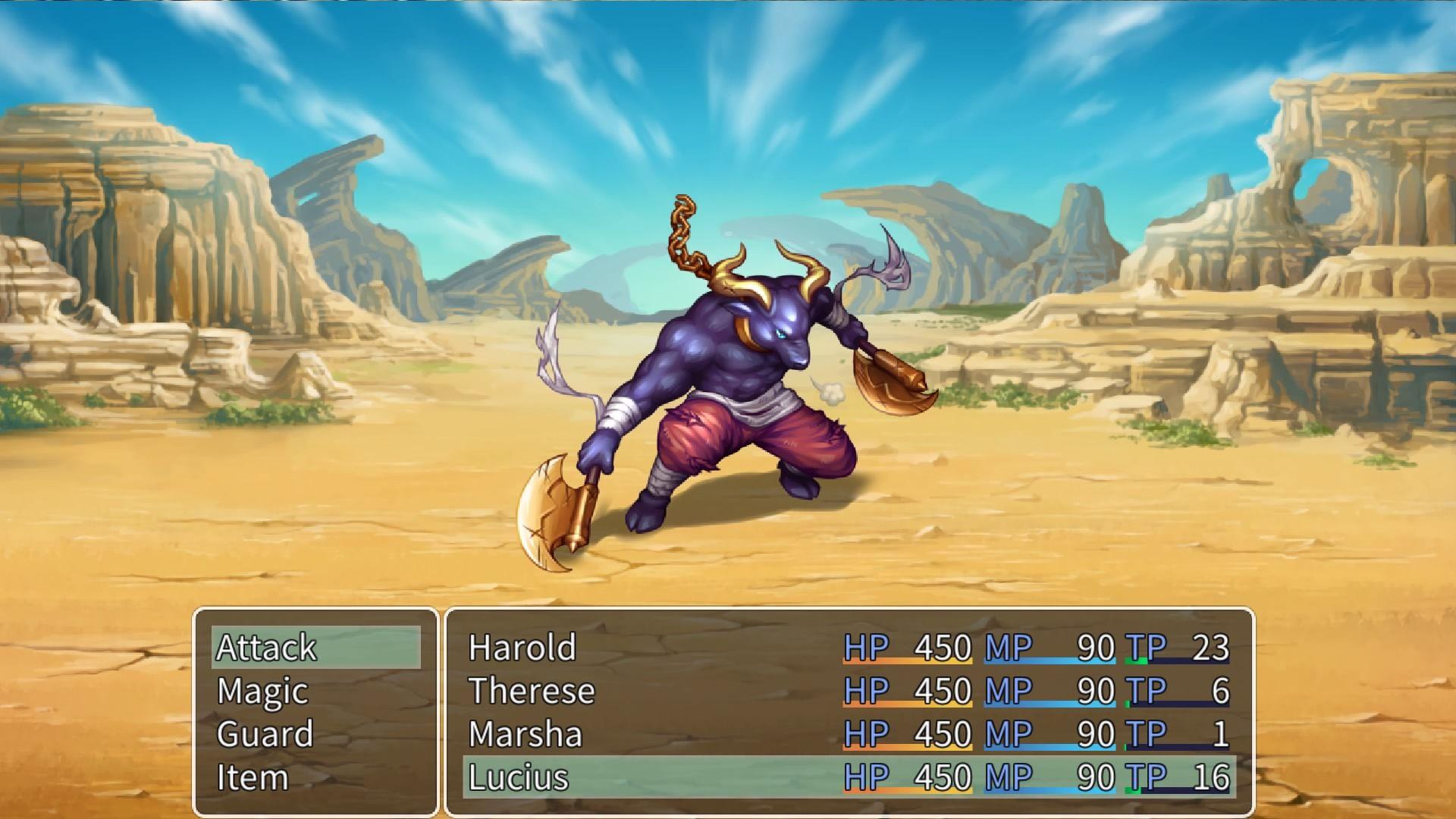 RPG Maker MV lädt zum Rollenspiel-Design