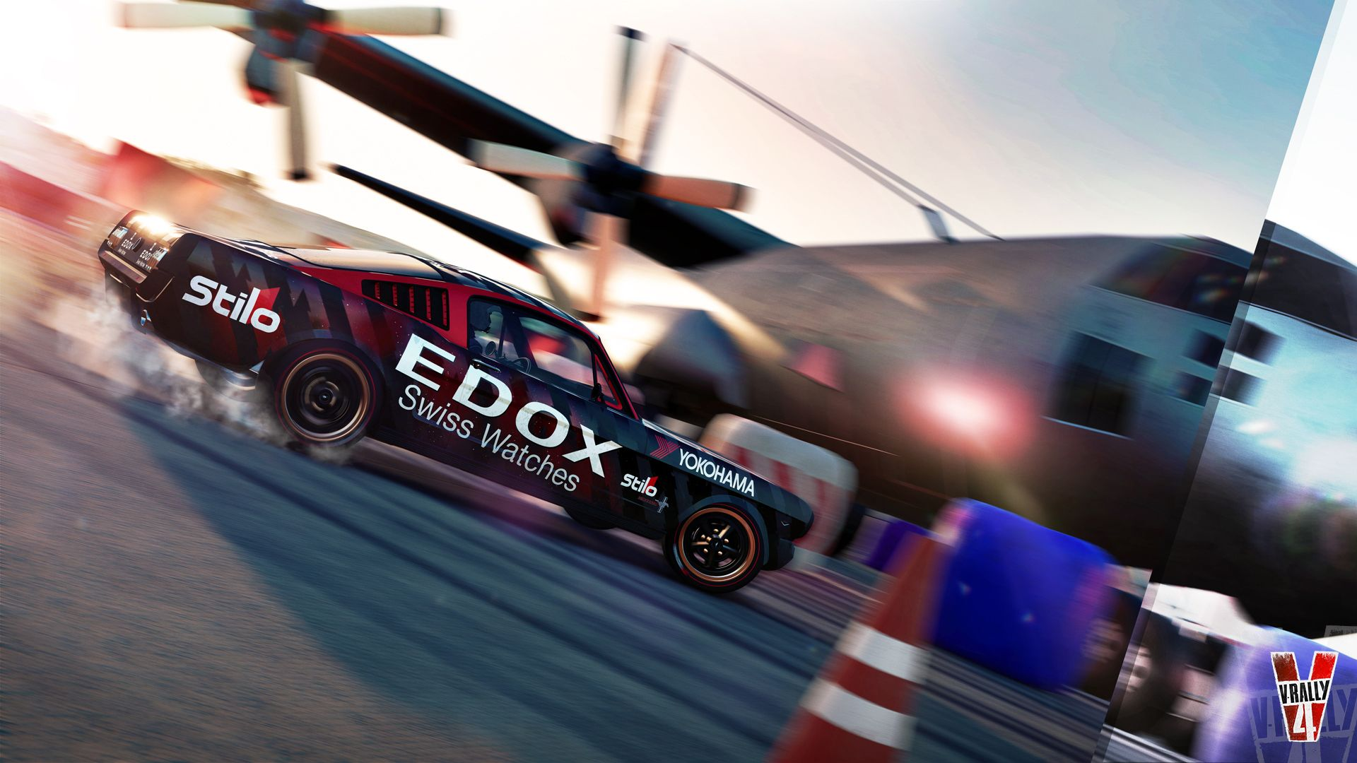 V-Rally 4: Erste Downloadinhalte und baldige Switch-Version