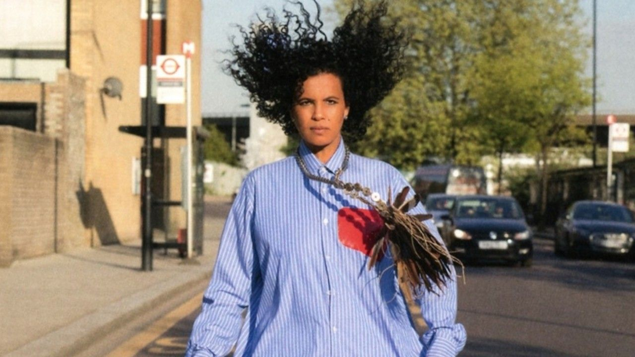 Neneh Cherry singt auf VIP-Party ​