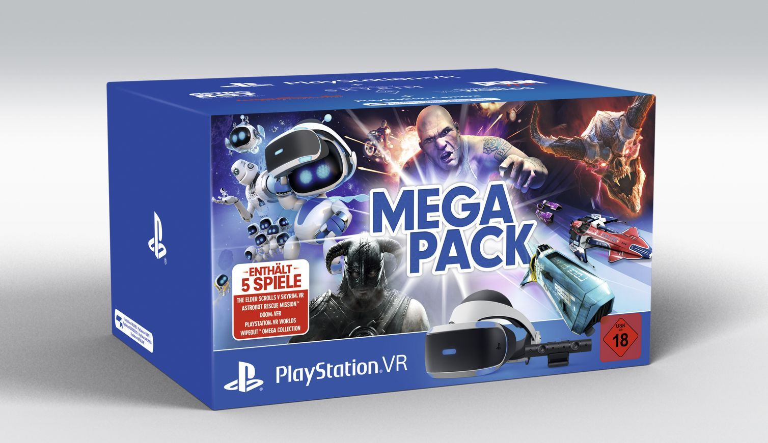 Playstation VR sorgt für Wachstum bei Virtual Reality