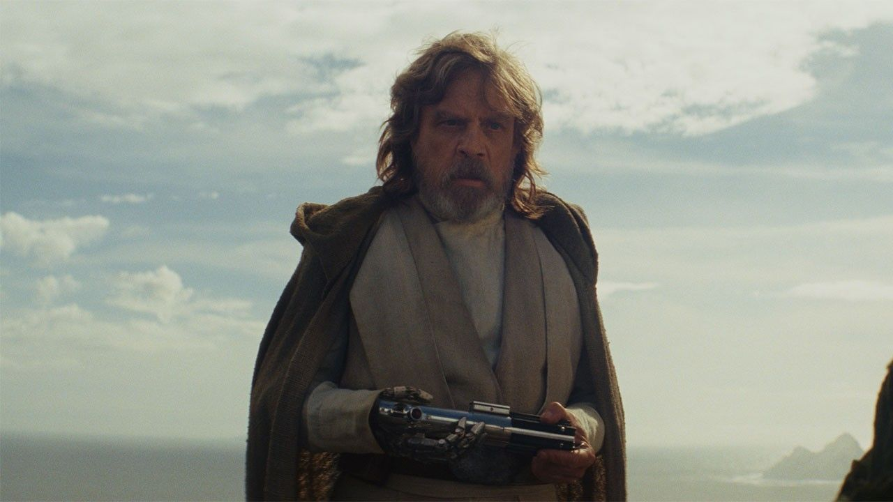 "Mark Hamill postet ""Trailer"" zu Star Wars 9"