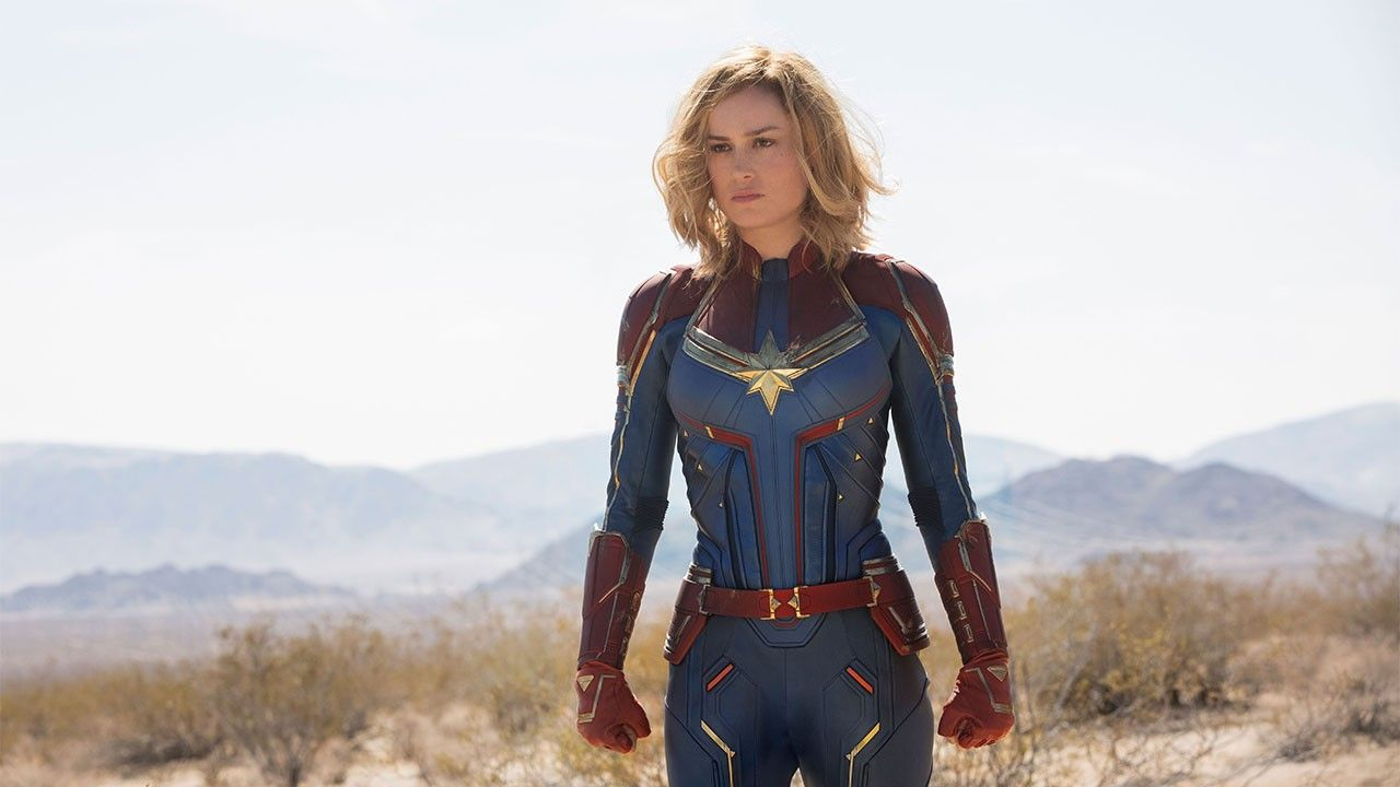 Captain Marvel – Super Bowl-Spot